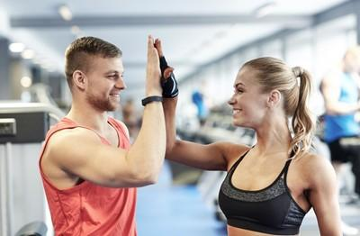 Bring your workout buddy to our October open weekend