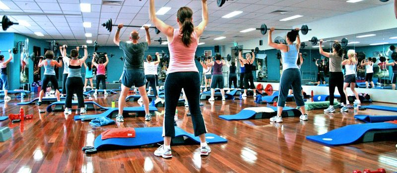 8 Benefits of Group Exercise