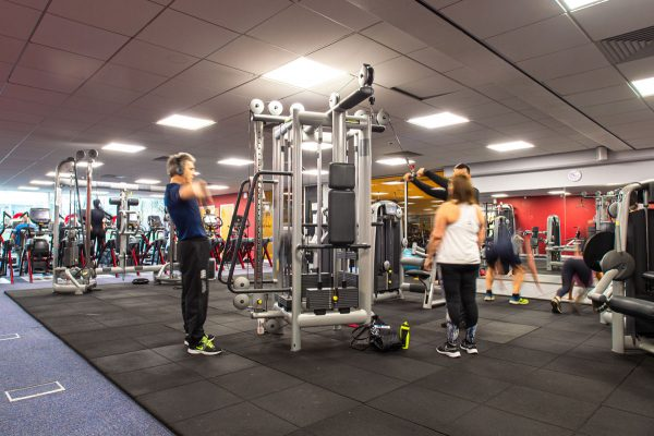 gym at Harrogate