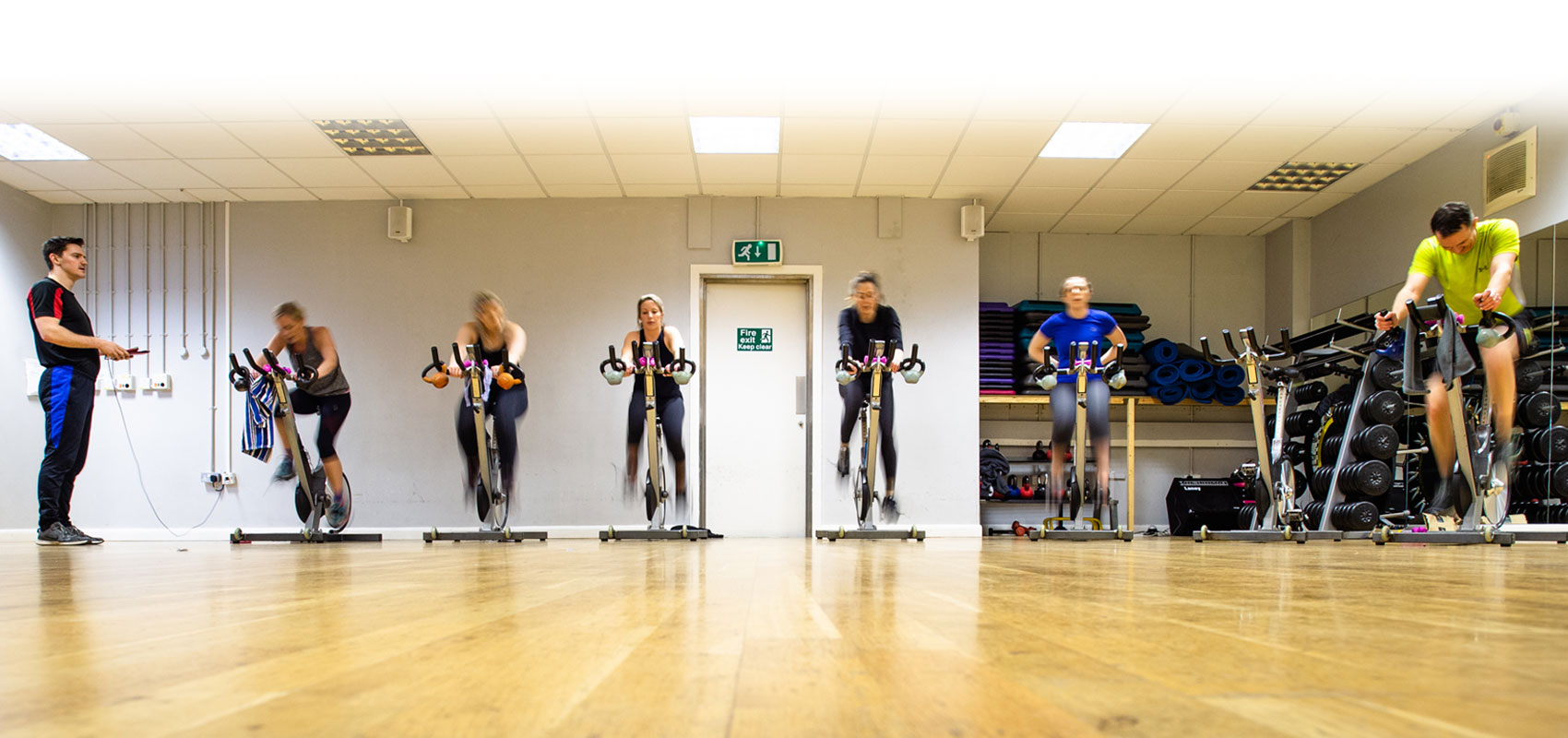 gym classes in Harrogate