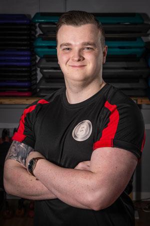 Dan personal trainer