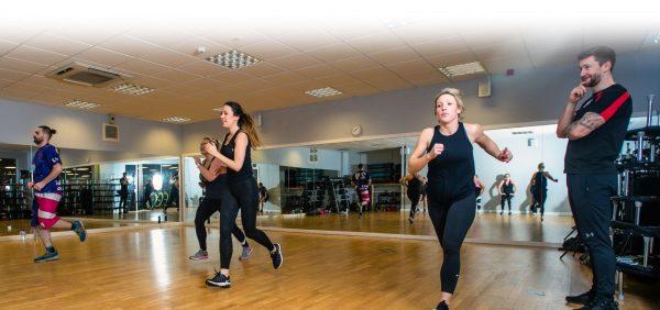 timetable gym classes Harrogate