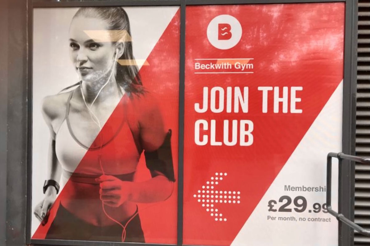 health club team Harrogate