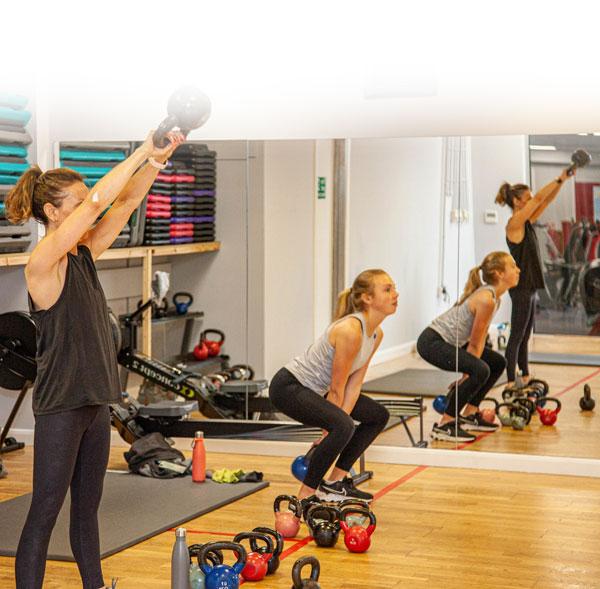 fitness classes Harrogate